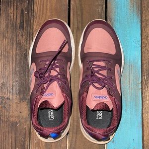 Adidas Traxion Running Shoes